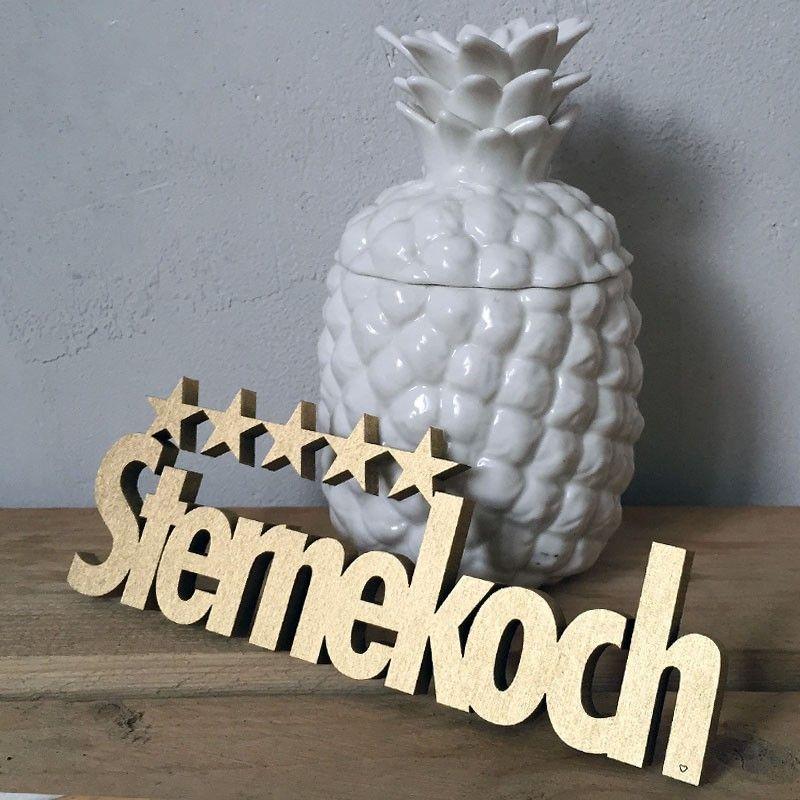 Bester Freund NOGALLERY fontlove 3D-Typo | Kitchen decoration ... | {Küchendekoration 19}