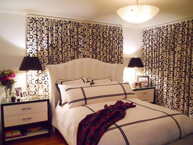 Bedrooms Curtains Designs 35 Cozy And Cool Bedroom Curtain Designs Ideas  Ideas Curtains