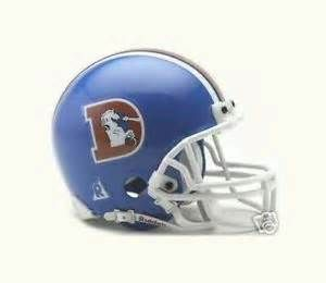 Denver Broncos...throwback