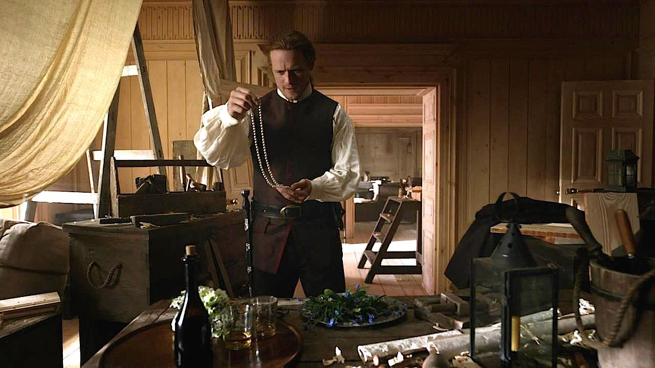 Outlander Season 5: Big House on the Ridge   Linda Merrill in 2020