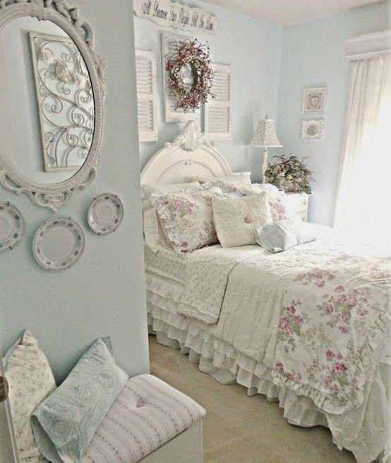 33 Sweet Shabby Chic Bedroom Decor Ideas Shabby Chic Decor