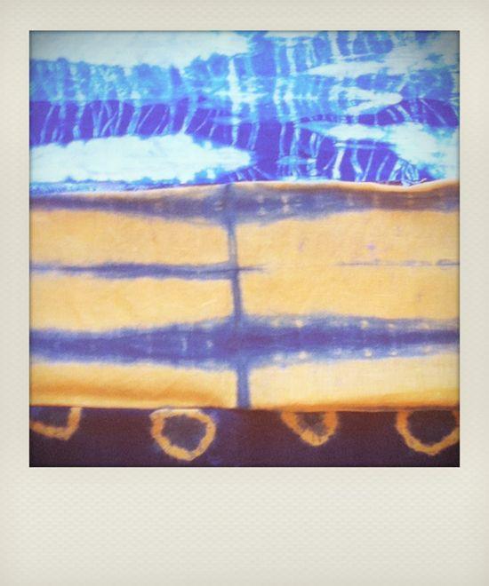 shibori - diy fancy tie dye | she\'s crafty. | Pinterest | Shibori ...