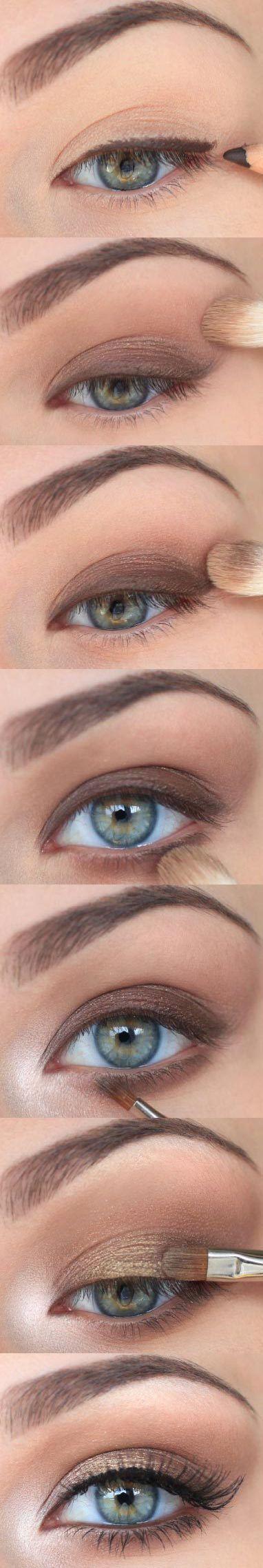 Photo of Schritt für Schritt Make-up-Ideen, Make-up-Tutorial für Anfänger, Make-up-Ide…