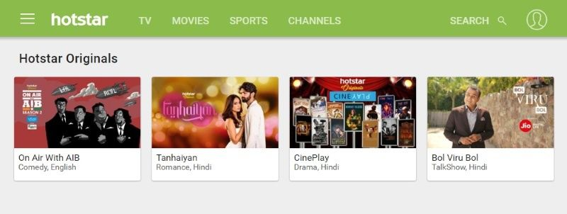 Download Hotstar App For PC Hotstar Downloader For Pc