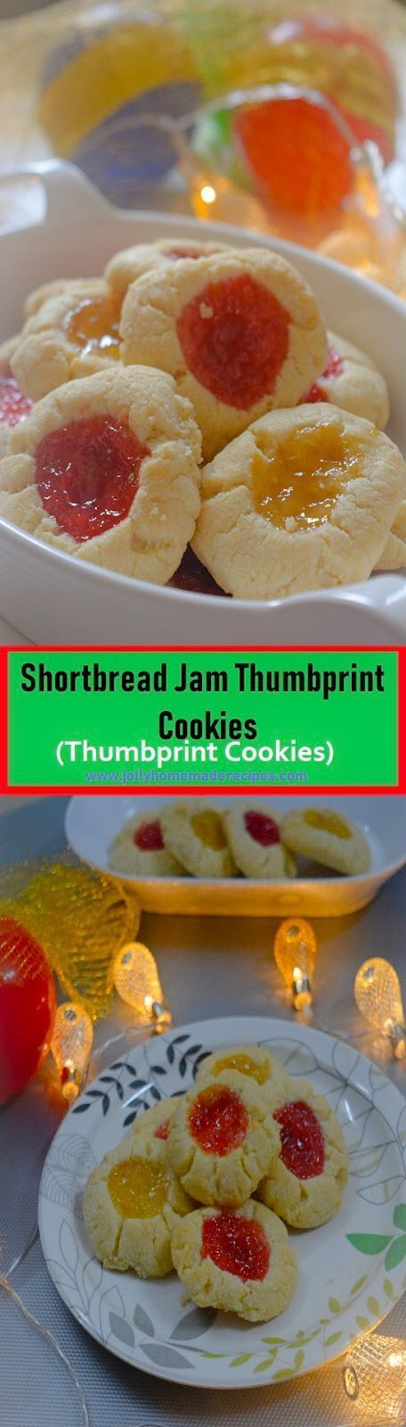 Shortbread Jam Thumbprint Cookies, How to make Jam Thumbprint Cookies #jamthumbprintcookies Shortbread Jam Thumbprint Cookies - These little thumbprint cookies are the perfect addition to any holiday cookie platter or Christmas time! #jamthumbprintcookies Shortbread Jam Thumbprint Cookies, How to make Jam Thumbprint Cookies #jamthumbprintcookies Shortbread Jam Thumbprint Cookies - These little thumbprint cookies are the perfect addition to any holiday cookie platter or Christmas time! #jamthumbp #jamthumbprintcookies