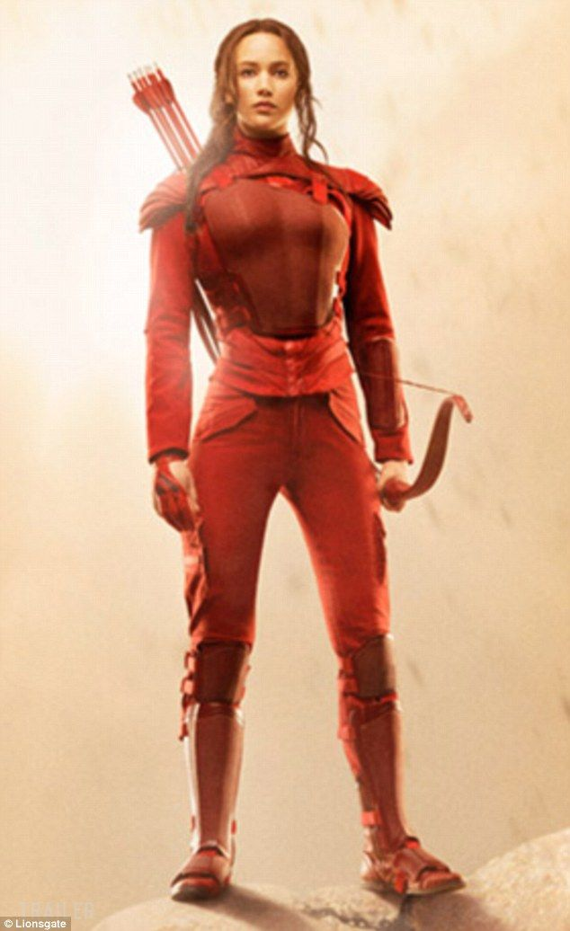 Dramatic new Hunger Games Mockingjay poster shows tough ...
