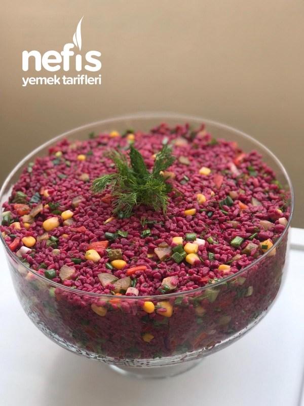 Şalgamlı Bulgur Salatası - Nefis Yemek Tarifleri - #6349415