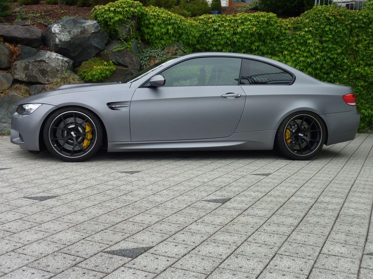 BMW M3 Matte Grey