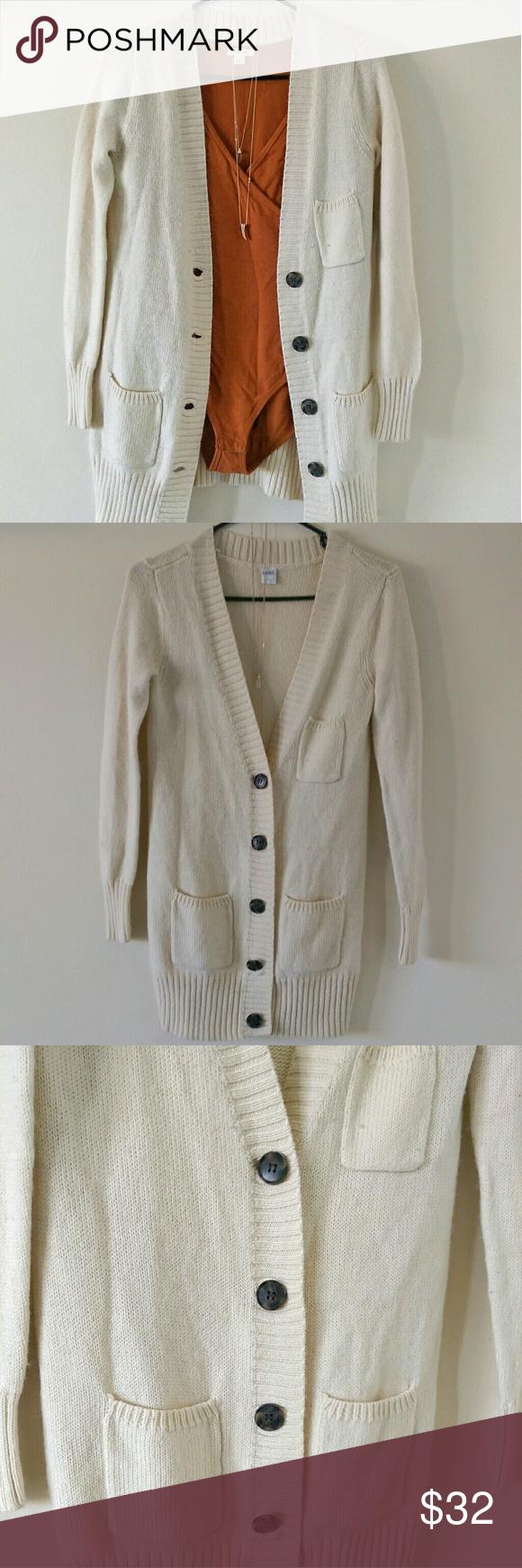 Long chunky beige cardigan | Sweater cardigan, Warm and Keys