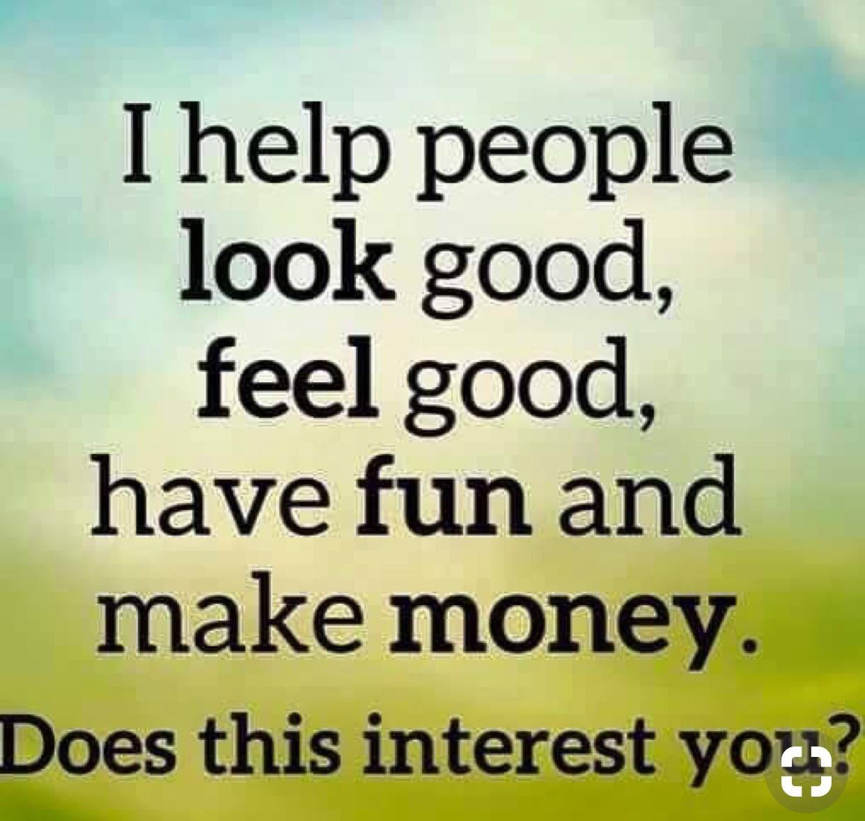 I would love to have you on my winning team!  Message me today!  Start living out your best life, your way!