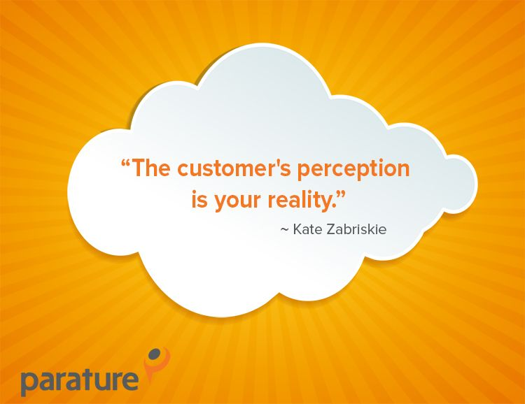 customer perception about brand reality A customer's perception is a brands reality find this pin and more on the customers perception is your reality by provide serviced apartments.