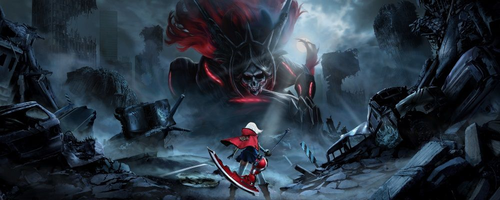 Review God Eater 2 Rage Burst Monster Hunter Is One Of The Behemoths Of Gaming In Japan It Still Sells Like Crazy God Eater 2 4k Gaming Wallpaper Nightcore