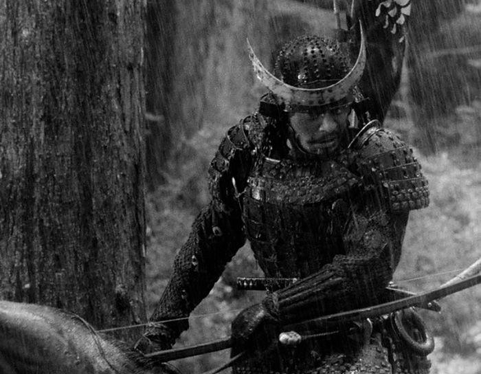 "Tashiro Mifune : ""Kumonosujô - dir. Akira Kurosawa Throne of Blood """