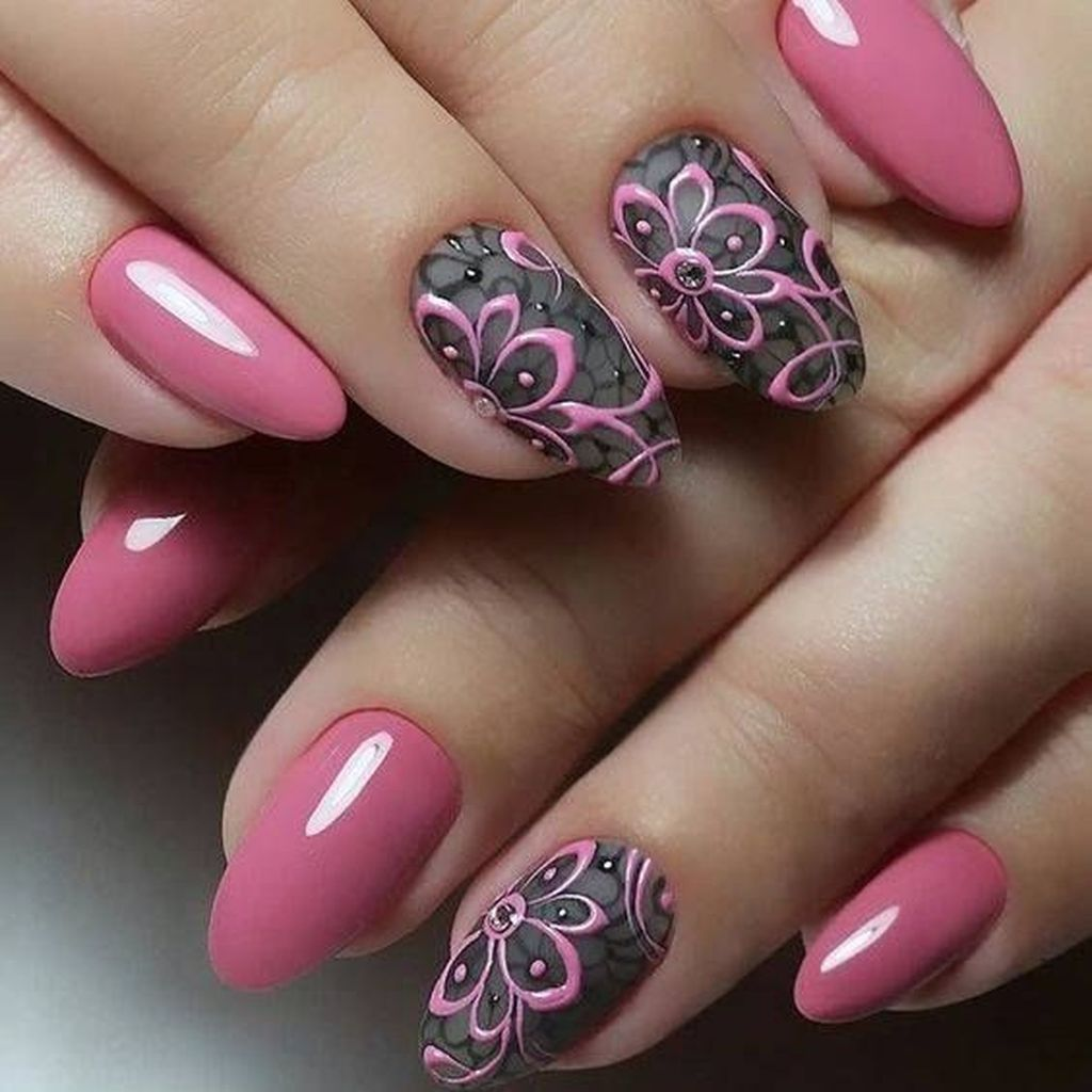 30 Luxury Nail Art Trends Ideas You Will Love Now Paznokcie