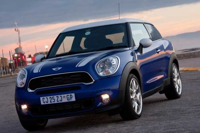 Mini Paceman creates yet another new segment