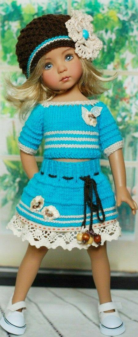 #oyuncakbebekelbiseleri