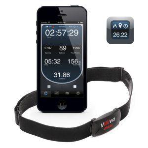 iPhone + PulsometroViiiiva + iSmootrun como alternativa al reloj gps running
