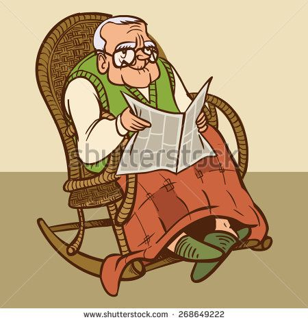 Image Result For Old Man In Rocking Chair Dance Characters