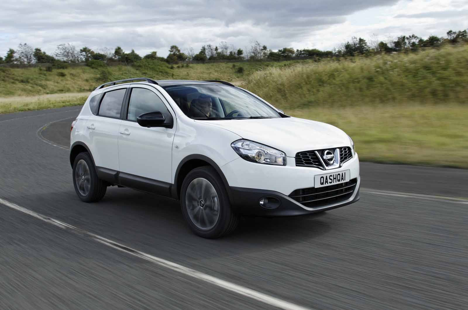 Nissan qashqai 360 1 6dci first drive review richards new car