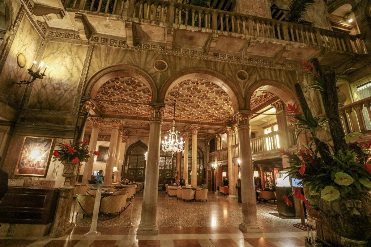 Hotel Danieli, Venice, Italy | Venice hotels, Venice, Hotel