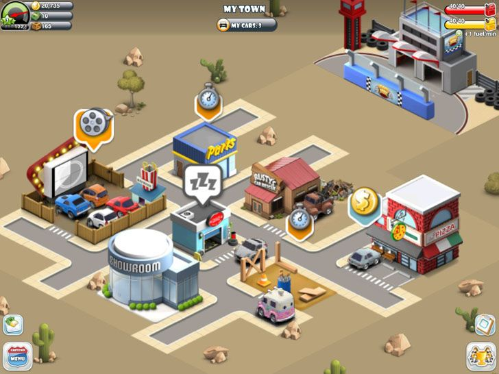 Car Town Streets App By Cie Games Free Apps Build An App Free