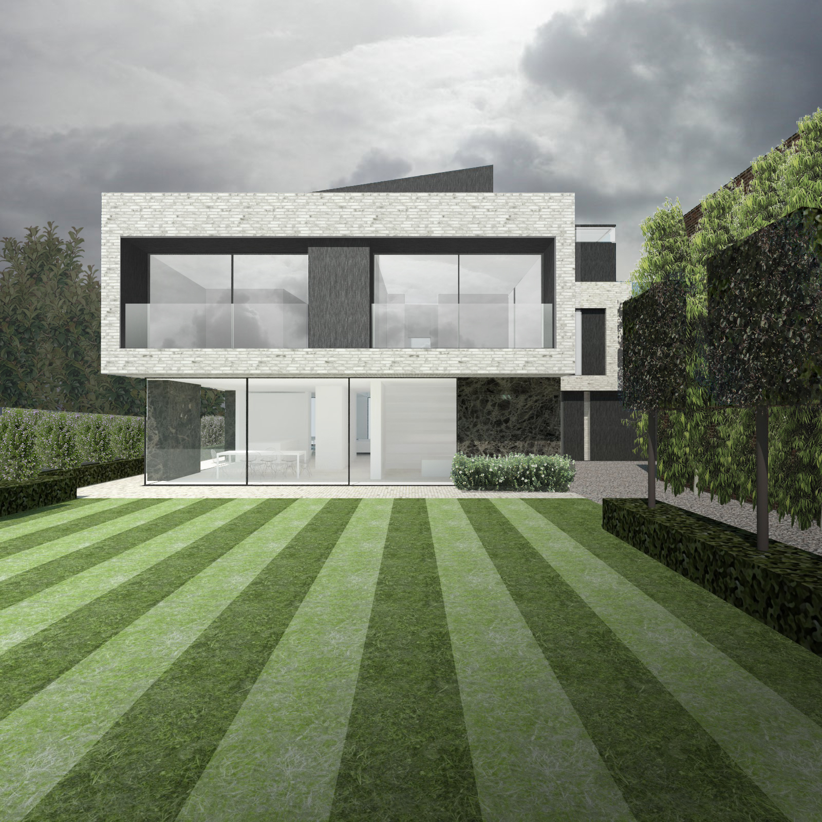 Exceptional Part 2 for contemporary residential studio