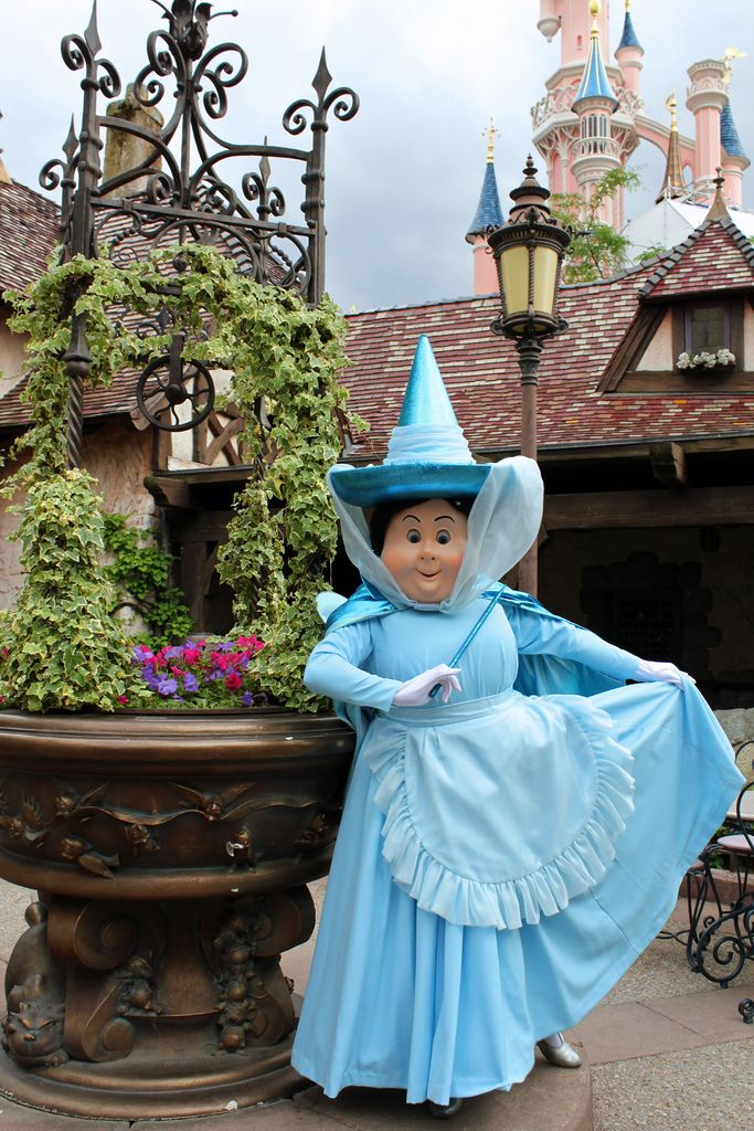 Merryweather at Disney Character Central