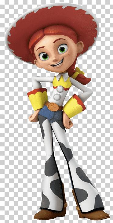 Toy Story Jessie Character Toy Story 2 Buzz Lightyear To The Rescue Jessie Sheriff Woody Toy Story Toddle In 2021 Toy Story Slinky Jessie Toy Story Woody Toy Story