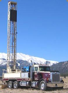 Well Drilling Drilling Rig Water Well Drilling Drill