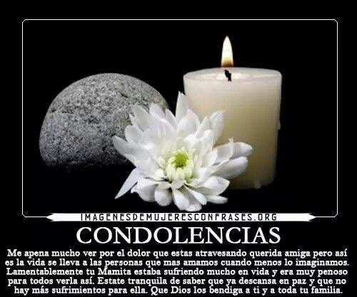 Tema De Oracion Murio La Mama De Flordeizote Lucero Y Fernando