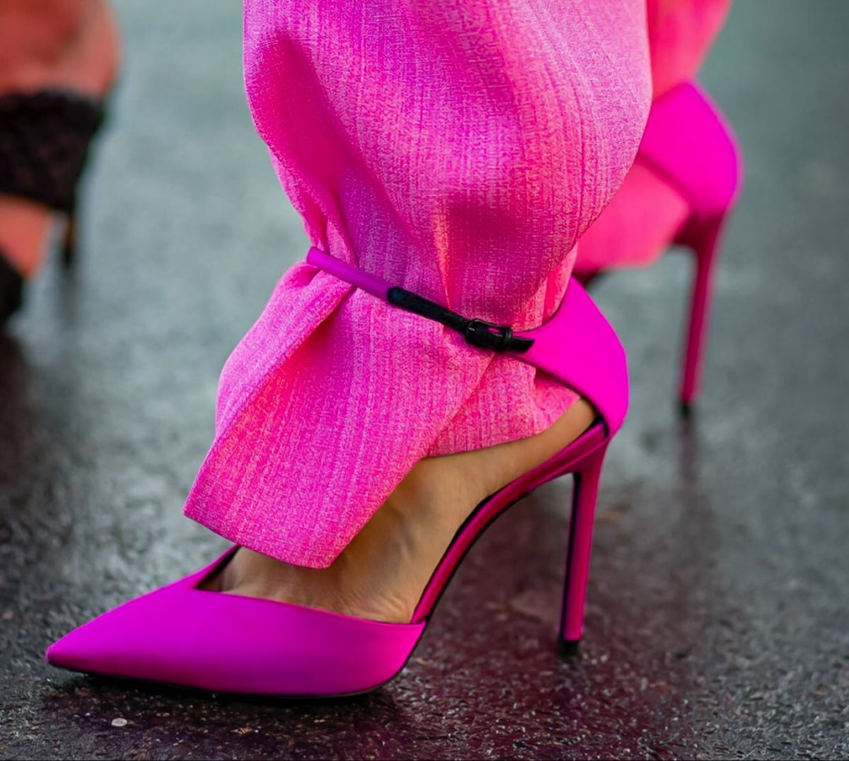 Shoes 💘💘 #pink #heelsaddict