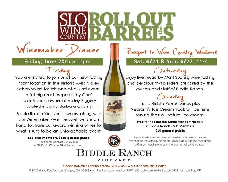 Roll Out The Barrels Wine Makers Dinner Winemaking Wine Tasting Room Wine