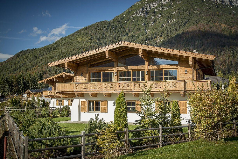 Pin auf Homes Ski Lodge