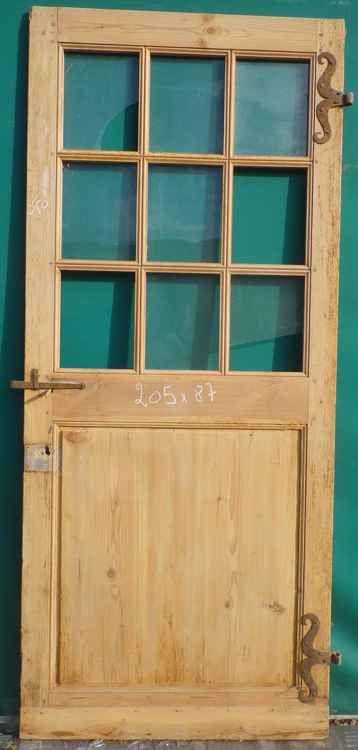 CVA PORTE DINTERIEUR VITREE EN CHENE Portes Pinterest - Porte d interieur vitree