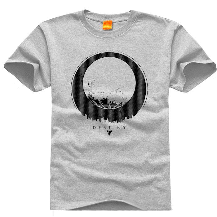6be5a0462 Aliexpress.com  Comprar 2019 nuevo destino juego o cuello Casual camisetas  de manga corta para para hombres mujeres camiseta para hombre mujer T Shirt  No5 ...