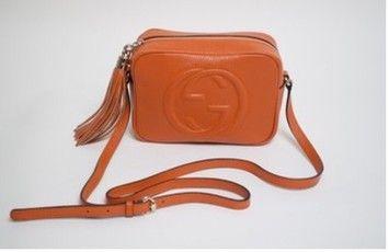 aae4596b485 Gucci Disco Orange New Cross Body Bag. Get the trendiest Cross Body Bag of  the