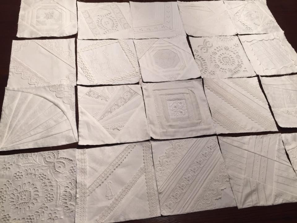patchwork und quiltforum ich versuche mich auch gerade an einem wei quilt quilts omas. Black Bedroom Furniture Sets. Home Design Ideas