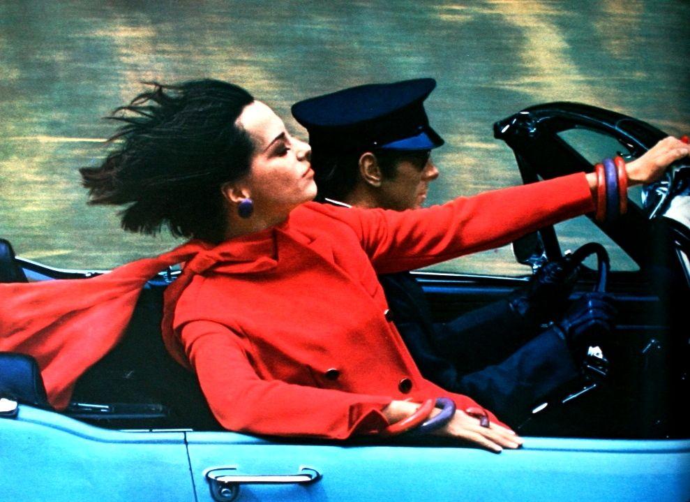 Tricosa fashion ad, Jours de France March 1970