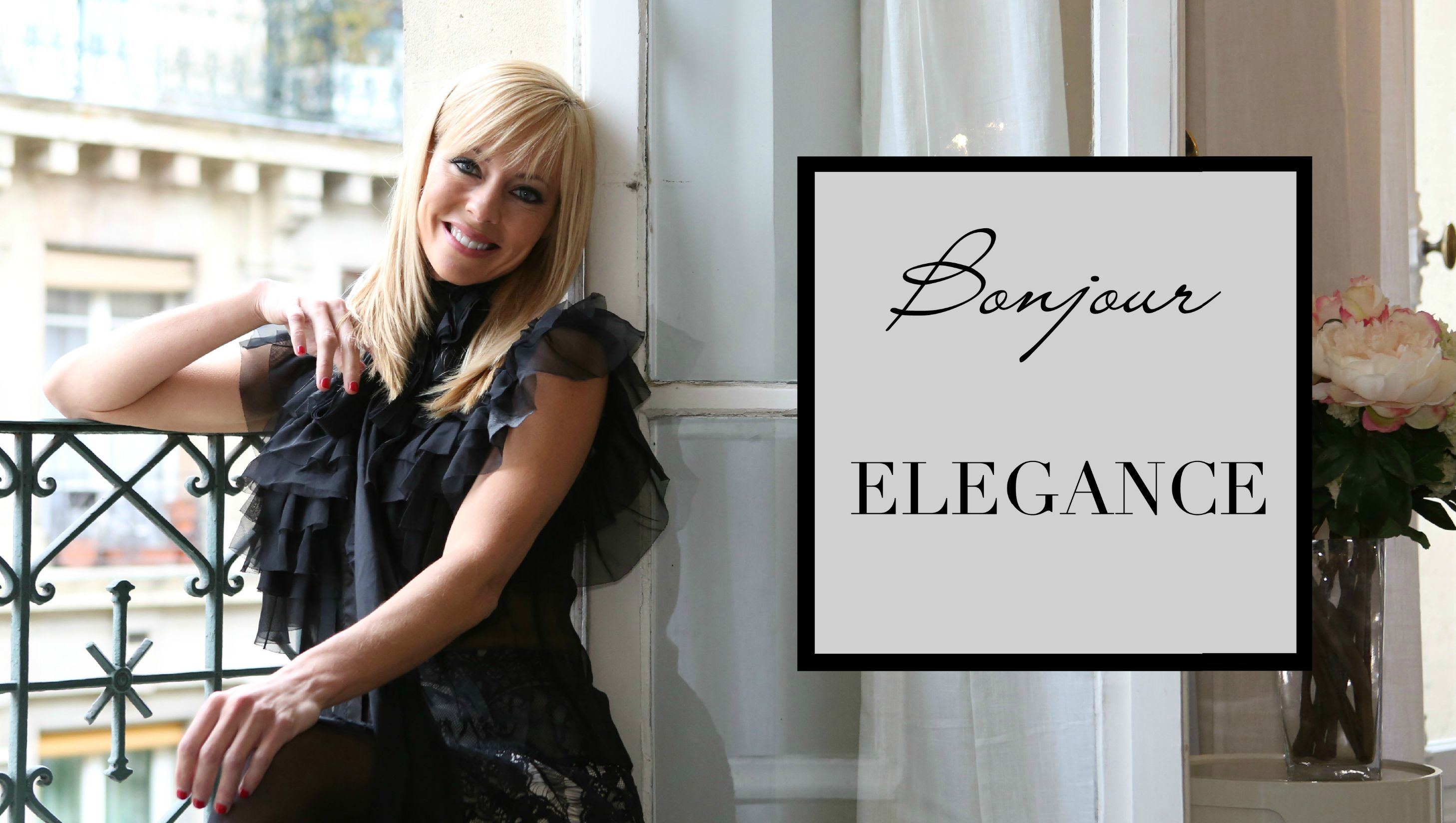 What has happened to elegance?  In a world that tells us to go bigger and faster to get what we want, I have an enticing alternative. After studying women who had something I wanted, I realized that what they had that was lacking in my life was #elegance. I've created a video series filled with inspiration that I learned from them to inspire you to become the beautiful creator of your own experience with style, ease and joie de vivre! Let's French Kiss Life!