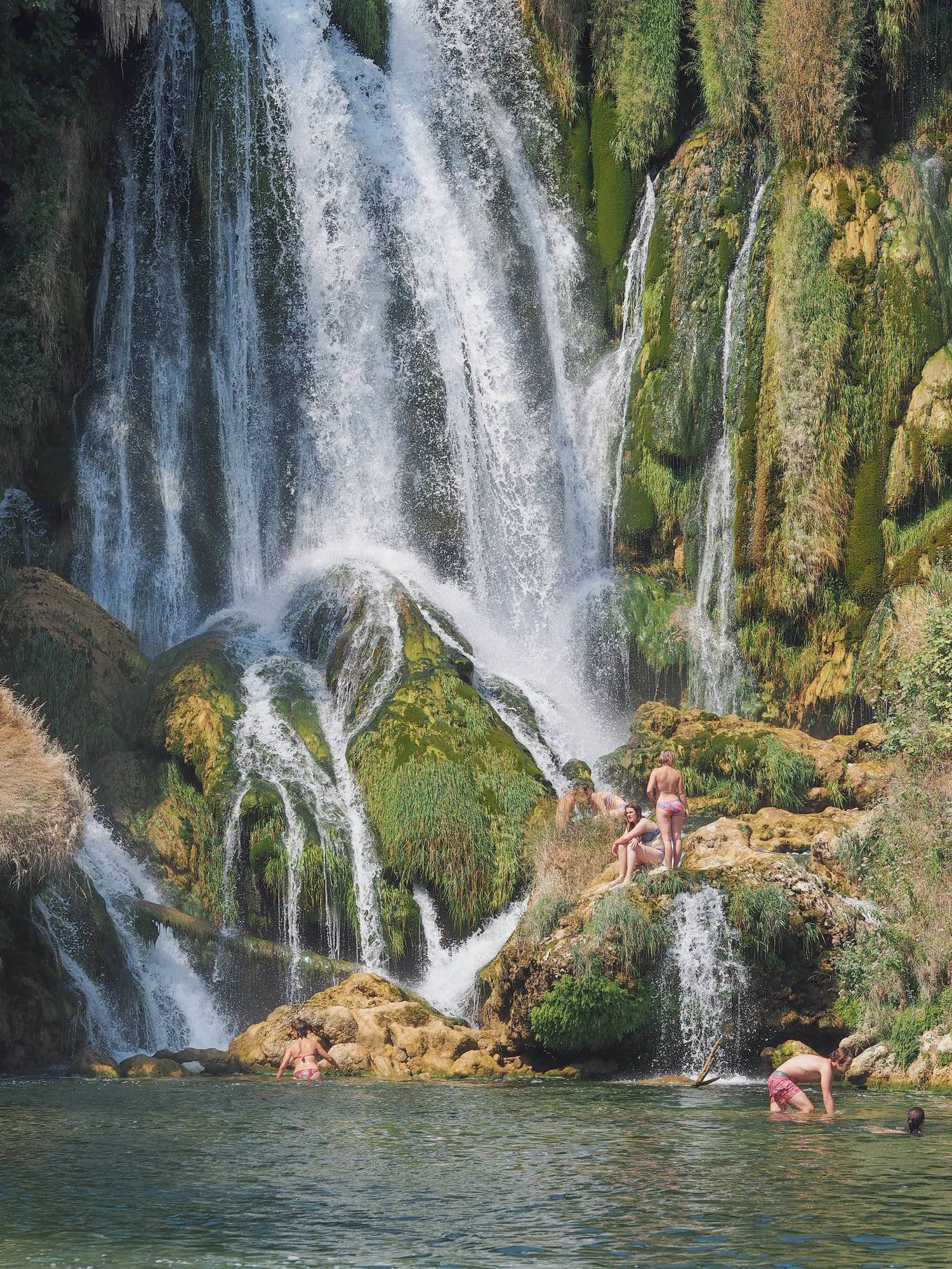 A Day Trip From Dubrovnik To Kravice Waterfalls In Bosnia Herzegovina Eastern Europe Travel Europe Travel Day Trips