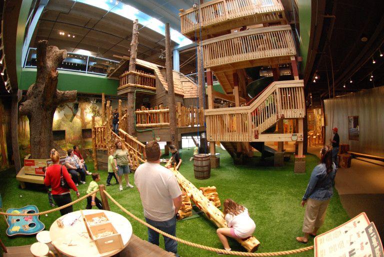 Science Museum Oklahoma Treehouse Science Museum Oklahoma Attractions Oklahoma Tourism