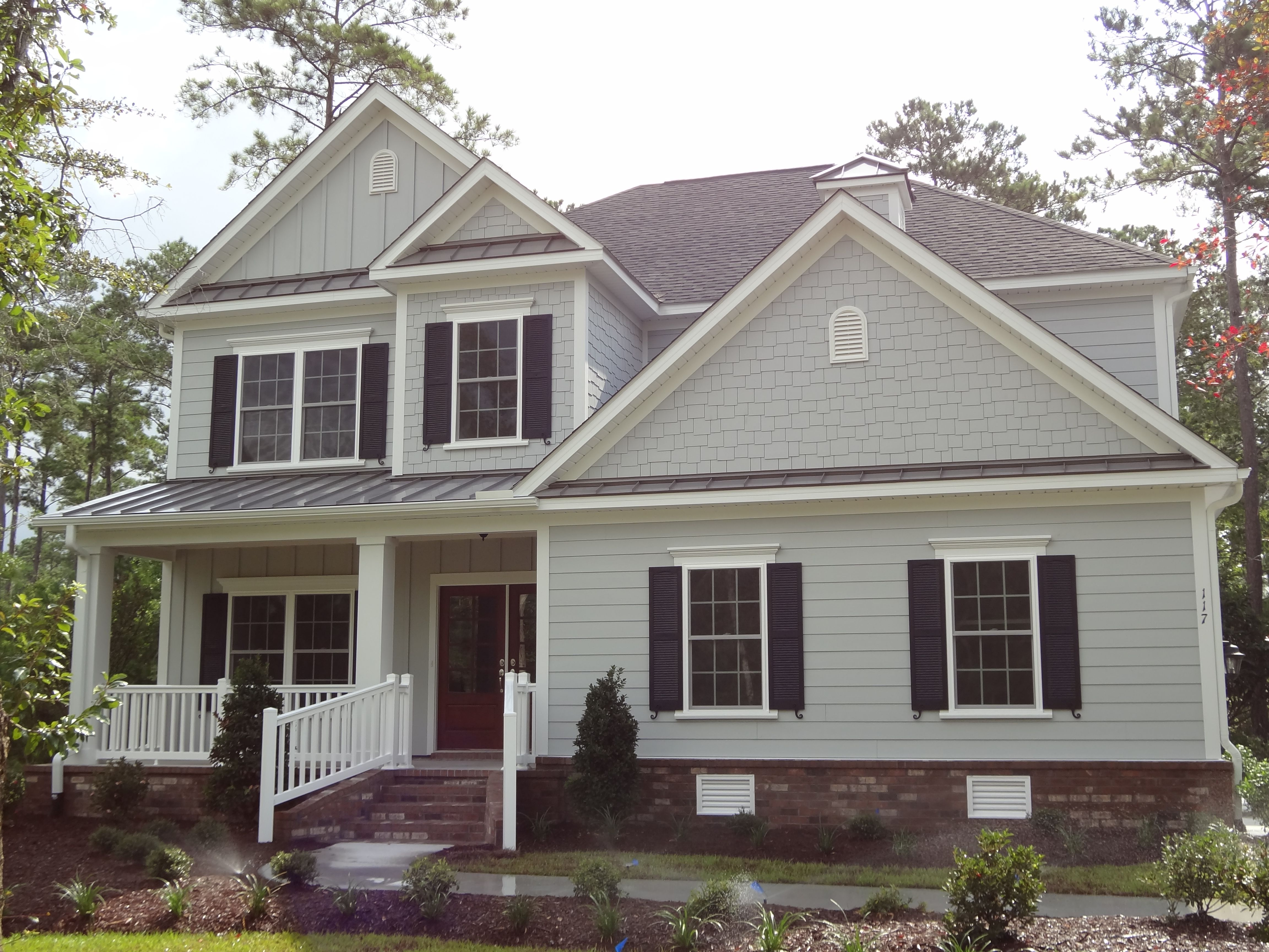 7 Popular Siding Materials To Consider: James Hardie ColorPlus Lap, Board And Batten, And Shake