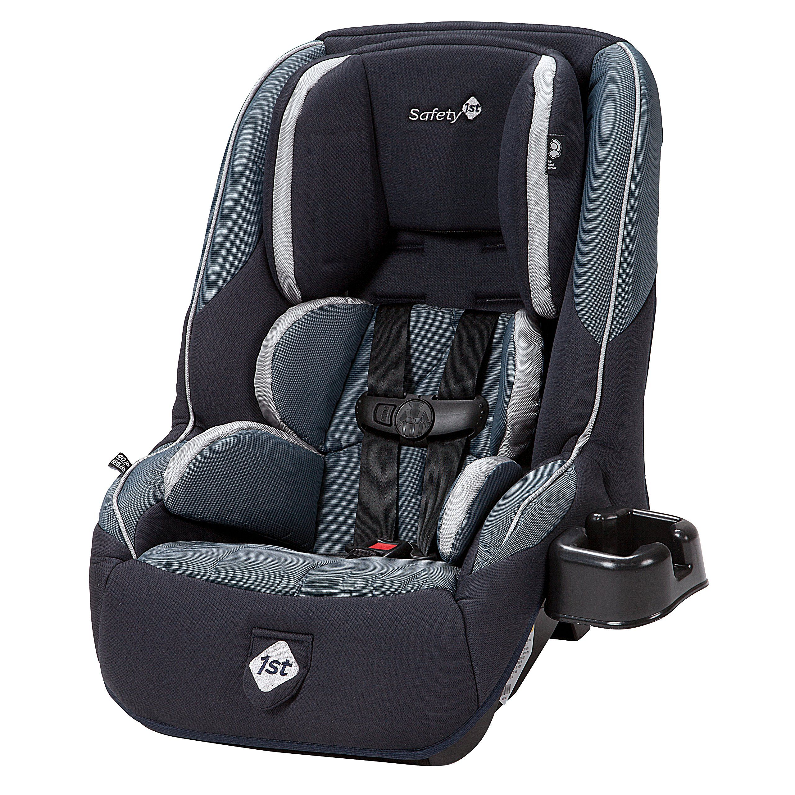 Safety 1st Guide 65 Convertible Car Seat Seaport 14 Lbs Weight 5 40 Lb Or Rear Facing 22 43 Forward