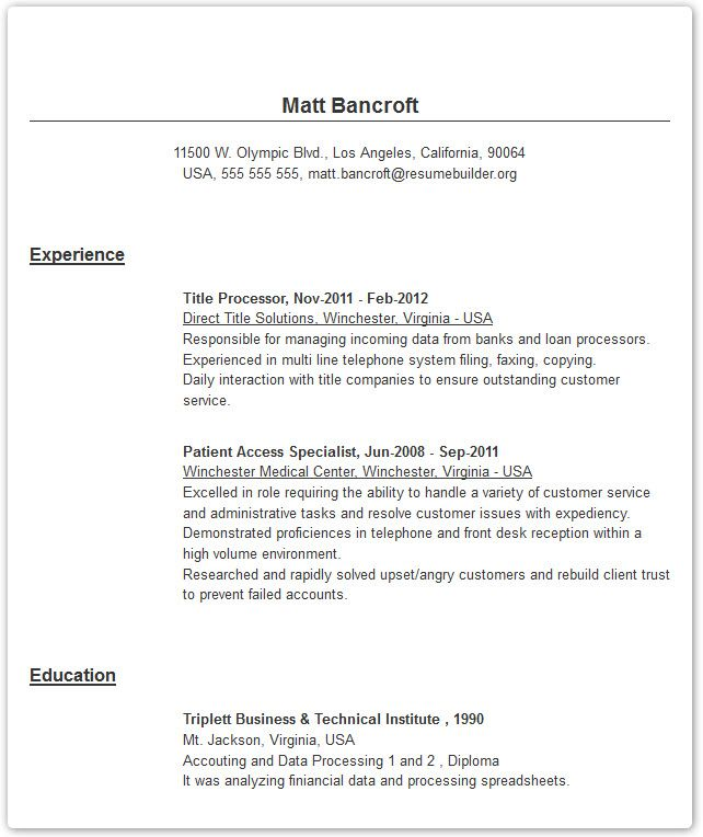 Writing a cover letter for executive assistant You can find Cover - online resume example