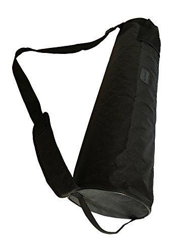 Clever Yoga Large Mat Bag With Adjustable Shoulder Strap and Handle Mesh  Storage Pocket -- b069f17d743da