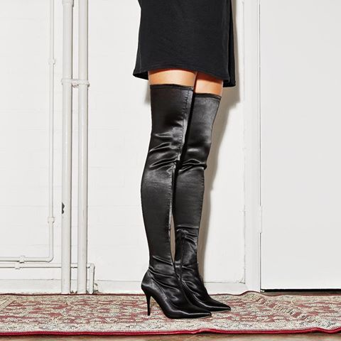 Your Over The Knee Boots Are Back And