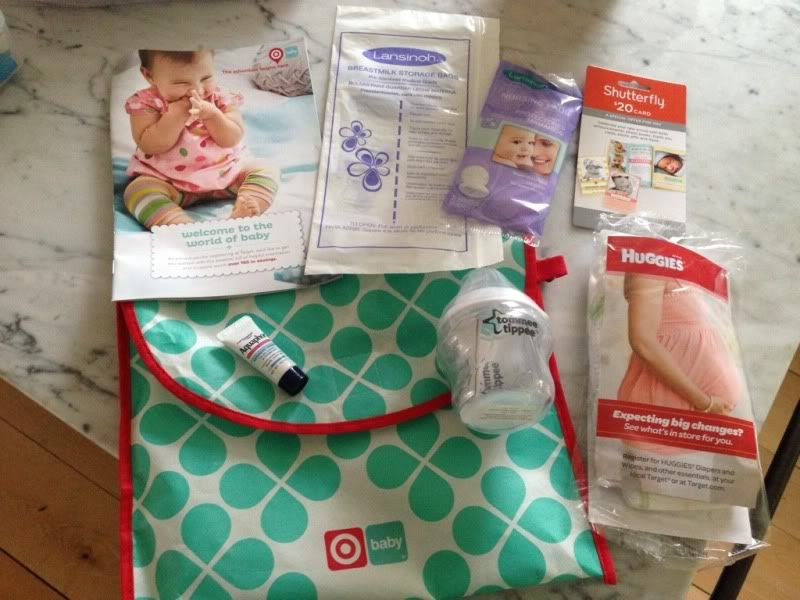 c0269fb96f8c Free  60 Welcome Gift Target Baby Registry and  10 off  75 Target ...