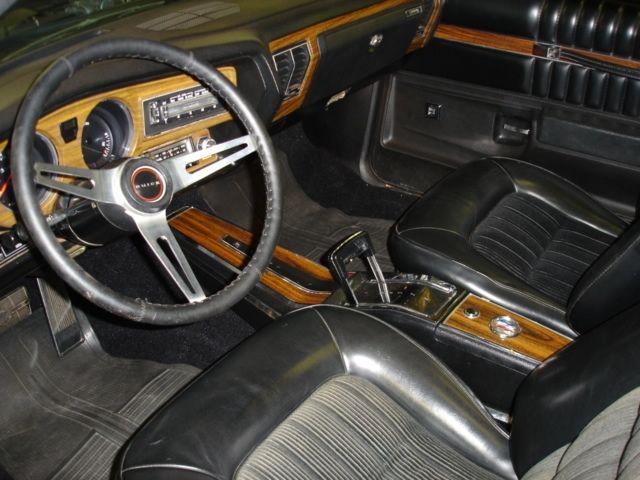 1976 Buick Century Free Spirit Indy 500 Pace Car Replica Interior 1 Buick Century Buick Buick Regal