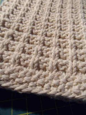 Waffelmuster … | Stricken | Pinterest | Stricken, Strickmuster und ...