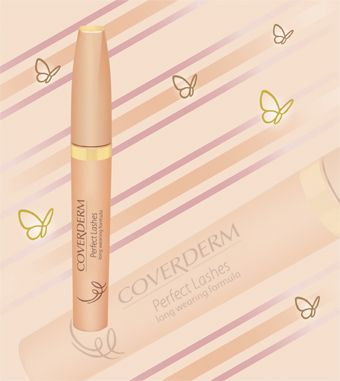 Coverderm Perfect Lashes